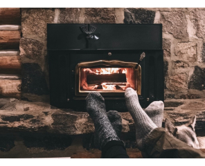 5 Reasons to Heat With Wood