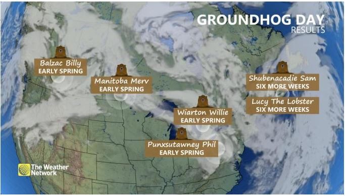 Image Credit: The Weather Network